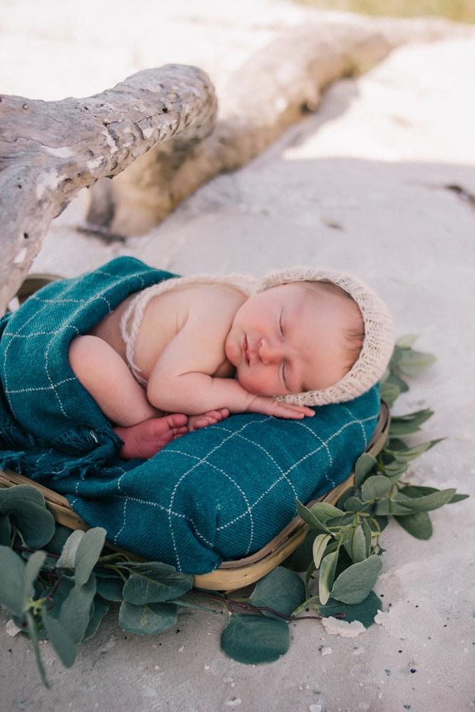 Jadon | Fort Myers Beach Newborn Photographer