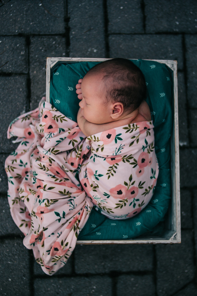 Reagan | In-Home Newborn Photography Fort Myers Florida