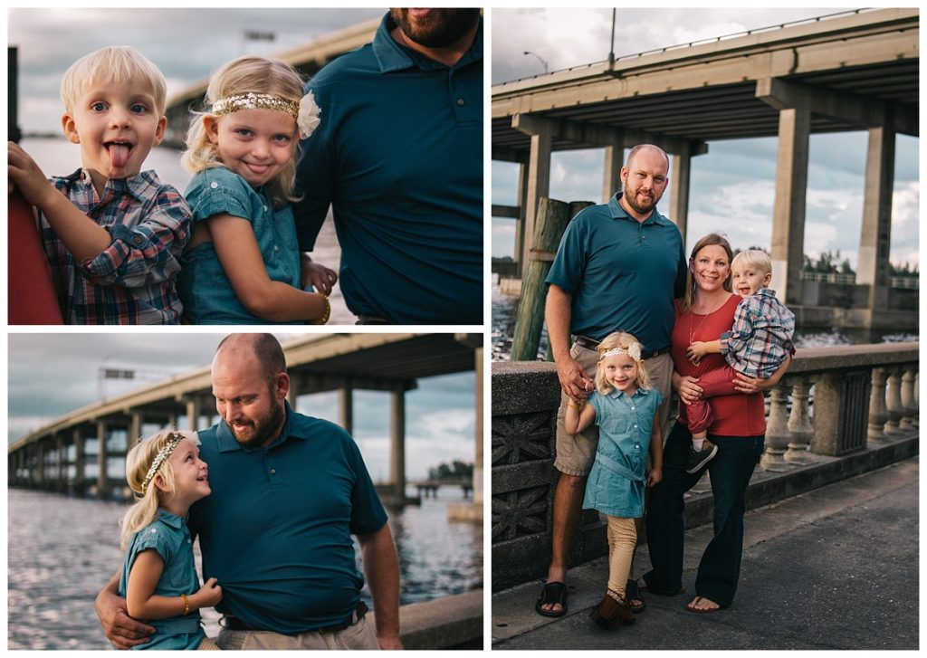 downtown fort myers cape coral florida family photography