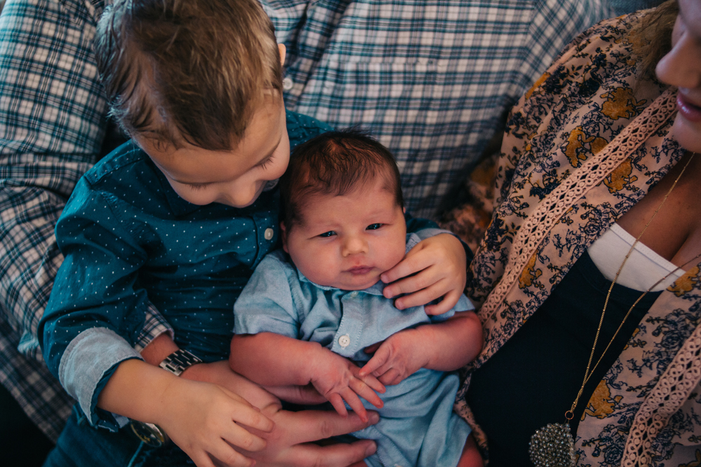 Broden | Lifestyle Newborn Photography Fort Myers Florida