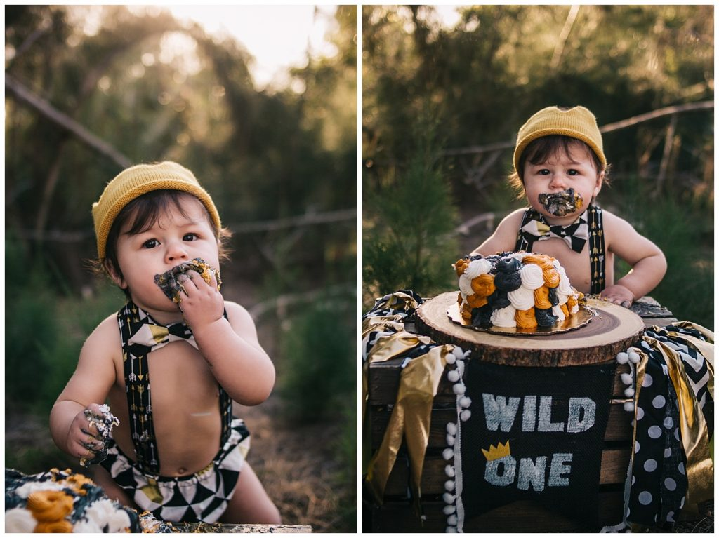 Fort Myers Childrens first birthday Photographer