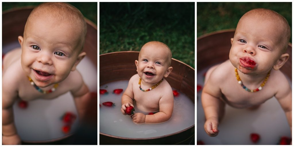 9 Month Milestone Childrens Photographer Fort Myers Florida