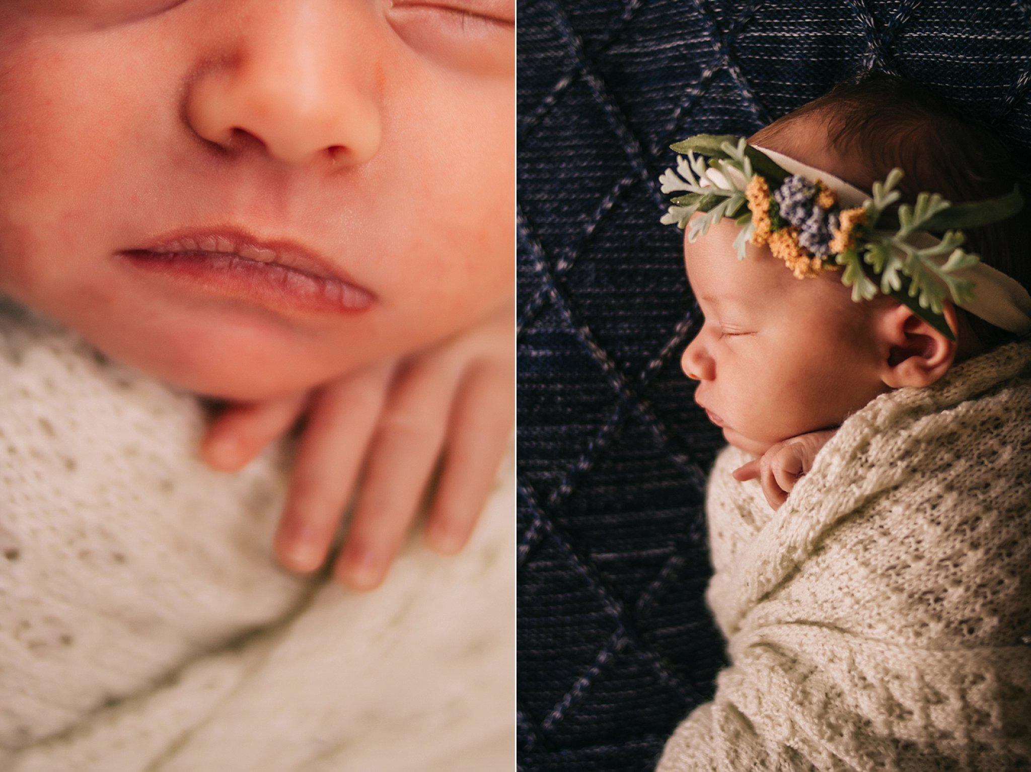 Newborn Twins Photography Cape Coral Florida