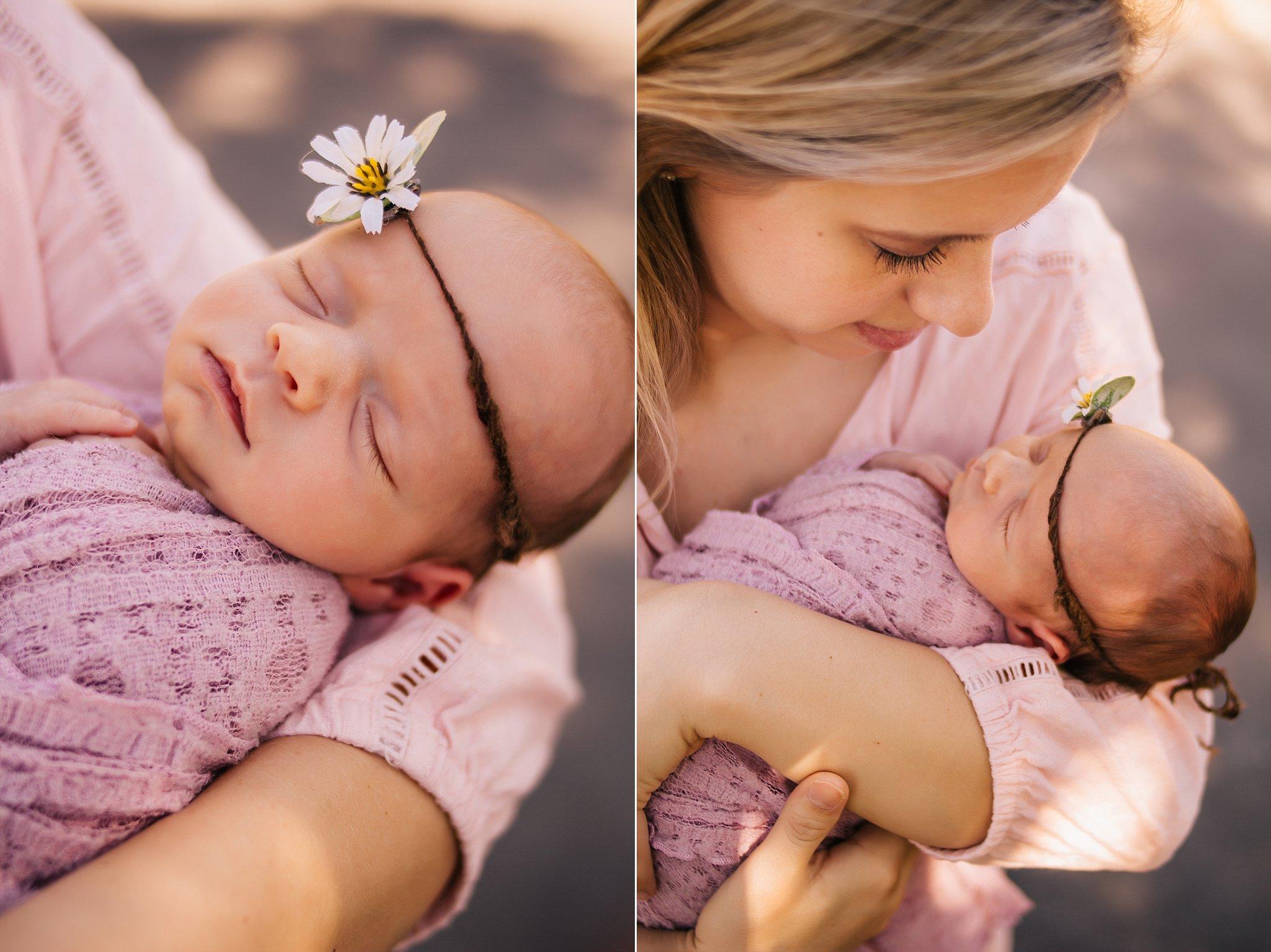 Newborn Twin Photography Naples Florida