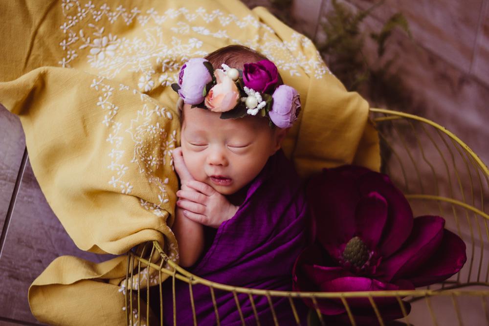Cami    Top Newborn Photographer Fort Myers Florida