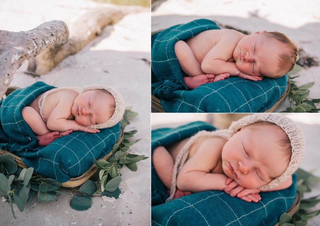 Fort Myers Beach Newborn Photographer